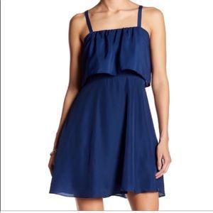 Blue Parker Nia Dress